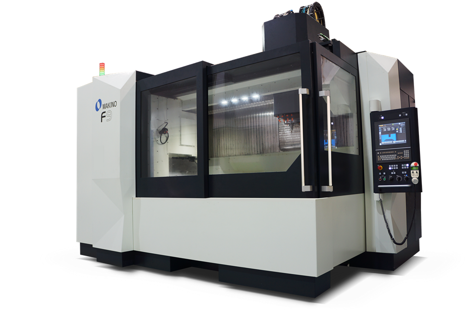 Vertical Machining 3-Axis